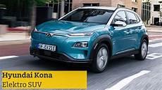 Hyundai Kona Elektro Suv Testfahrt Daten Preise Adac