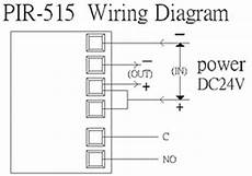 pir 515 split type sensor hip kwan technology co ltd
