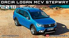 2018 Dacia Logan Mcv Stepway Review Rendered Price Specs