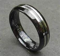 men s contemporary two tone wedding ring love2have in