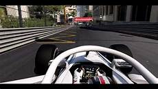 f1 2018 gameplay ps4 xbox one charles leclerc monaco