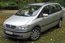 Opel Zafira Wolna Encyklopedia