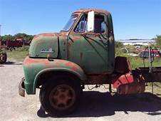 1956 FORD CABOVER TRUCK COE C800 For Sale