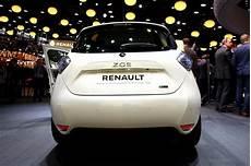 Renault Zoe Jusqu 224 400 Km D Autonomie