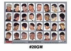haircut poster 20gm alamo city barber supply