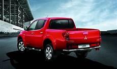 2010 Mitsubishi L200 Trojan Uk Pricing Announced
