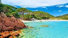 cing corse porto vecchio palombaggia in corsica island in 4k uhd