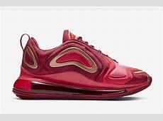 Nike Air 720 Team Crimson AQ3195 600 Release Date
