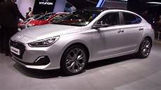 Hyundai I30 Fastback 2018 - 2018 hyundai i30 fastback debut interior and