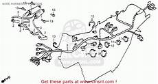 Honda Cb650 1979 Usa Wire Harness Ignition Schematic