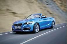 2018 Bmw 2 Series Receives Subtle Updates Motor Trend