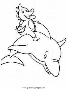 Malvorlagen Delfin Quest Tabaluga 01 Gratis Malvorlage In Diverse Malvorlagen