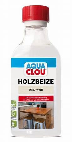 holzbeize aqua clou b11 aqua clou holzbeize 2537 wei 223 250ml schleifwerk