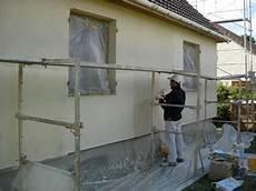 isoler une maison par l extérieur isolation maison par exterieure polystyrene et enduit 1