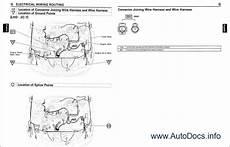 toyota land cruiser prado wiring diagram repair manual order download