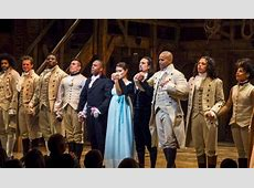 original cast of alexander hamilton broadway