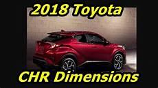 2018 Toyota Chr Dimensions