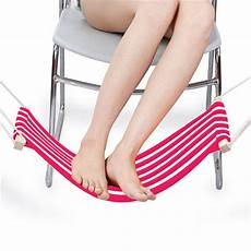 collapsible home office desk foot rest stand adjustable desk feet hammock ebay