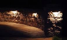 retaining wall lighting fixtures outdoor room ideas