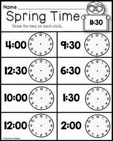 printable telling time worksheets 1st grade 3743 free grade math and literacy monthly printable pages grade worksheets