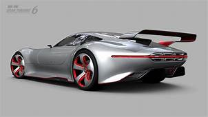 Mercedes Benz AMG Vision Gran Turismo Racing Series For