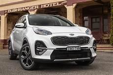 kia sportage gt line 2018 review snapshot carsguide