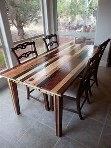Dining Room Table Made From Pallets