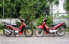 Modifikasi Motor Supra 125 D by Modifikasi Extriem Motor Honda Supra X 125 6 Car