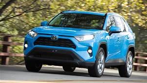 2019 Toyota RAV4 XLE Premium Blue Flame 4  MotorTrend