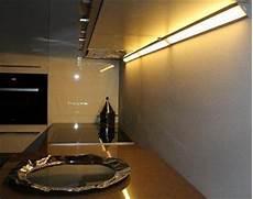 Küchen Hängeschrank Beleuchtung - h 228 ngeschrank led beleuchtung glas pendelleuchte modern