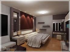 Rumah Minimalis Desain Kamar Tidur Utama