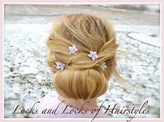 locks and locks of hairstyles quick and easy video tutorials beautiful up do for short