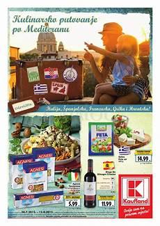 kaufland katalog okusi mediterana od 30 07 2015 by