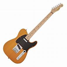 squire affinity telecaster squier affinity telecaster mn butterscotch at gear4music