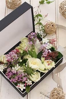 Flower Box box flower arrangement for you цветочные композиции