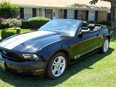 automobile air conditioning service 2010 ford mustang regenerative braking sell used 2010 ford mustang base convertible 2 door 4 0l in pensacola florida united states