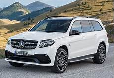 2016 Mercedes Amg Gls 63 X166 Specifications Photo