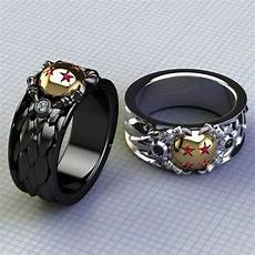 dragon ball z wedding ring dragon and his ball ring gents fantasy jewelry geek jewelry jewelry