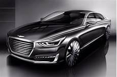 genesis g90 2016 revealed a posher kind of hyundai car magazine