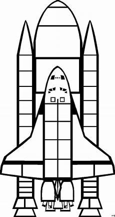 Gratis Malvorlagen Raketen Startende Rakete Ausmalbild Malvorlage Comics