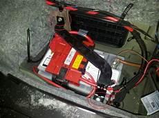Welcher Diesel Ist Sauber - wechsel der autobatterie bei bmw 3er e90 e92 e93