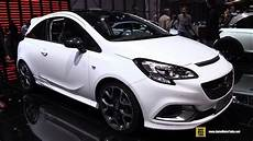 Opel Corsa 2016 - 2016 opel corsa opc exterior and interior walkaround