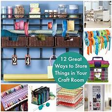 12 awesome ways to store things in your craft room ebay