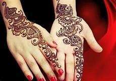 Gambar Henna Telapak Tangan Mehndi Designs Henna Tangan