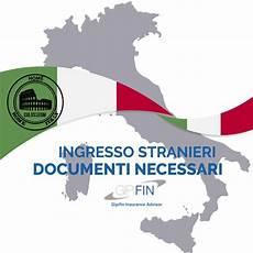 documenti servono per la carta di soggiorno ingresso stranieri fideiussione assicurativa finanziaria