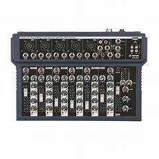 Teyun Channel Audio Mixer Mixing Console by Teyun Ky 7s 7 Channel Live Studio Dj Audio Mixer Mixing
