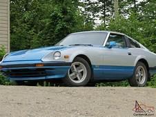 Datsun 280 ZX Turbo 82