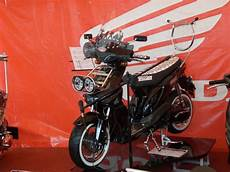 Beat Modif Touring by Motor Honda Beat Touring Modif In Contest Honda