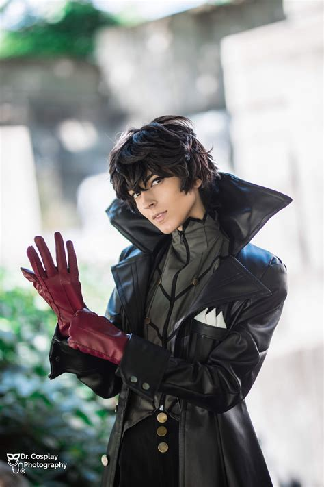 Joker Persona 5 Costume