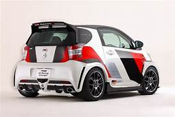 2011 Toyota GRMN IQ Racing Concept  Pictures Video
